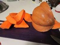 Cannelloni alla zucca