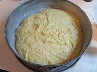 Torta mandorle e cocco