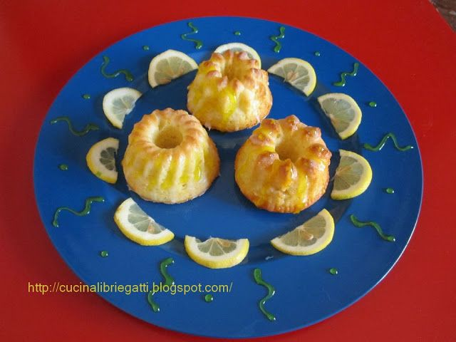 tortine limone e ricotta