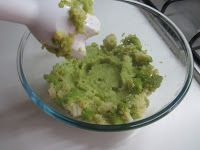 Arista di maiale gratinata ai broccoli con patate al timo