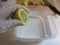 Come pulire e tagliare carciofi