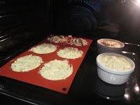 Tortine salate zucchine e yogurt