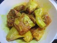 Pollo al forno speziato marocchino