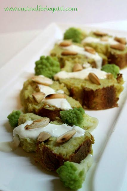 polpettone di broccoli
