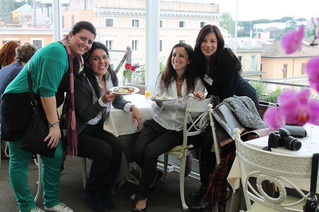 Il primo raduno delle foodblogger più toste d'Italia