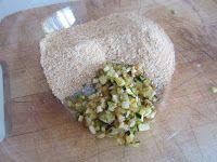 Involtini di zucchine gratinate al forno