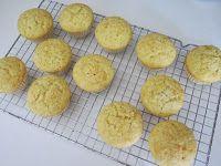 Muffin mandorle e carote