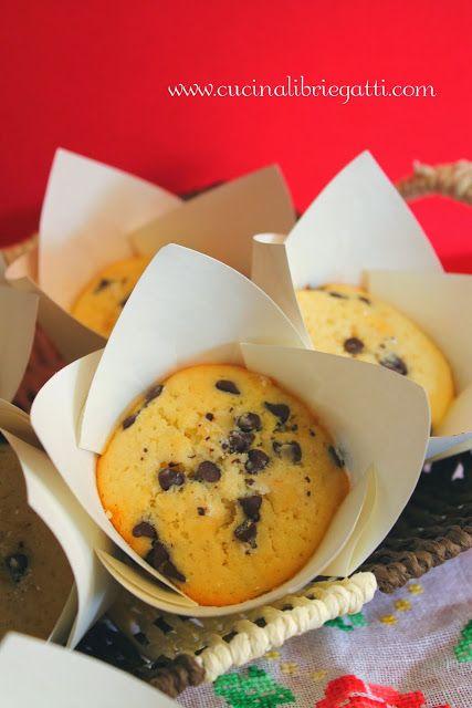 muffin con cuore di nuteòòa