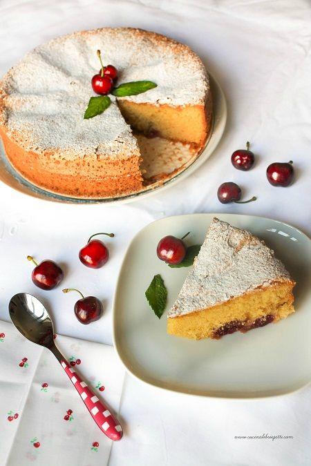 torta ciliege