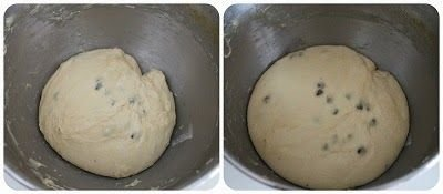 Panini con gocce di cioccolato - Pangoccioli