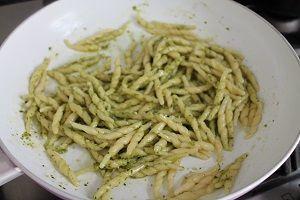 pesto basilico feta pomodori secchi