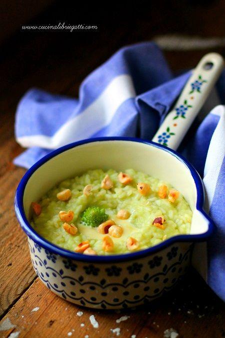 risotto broccoli