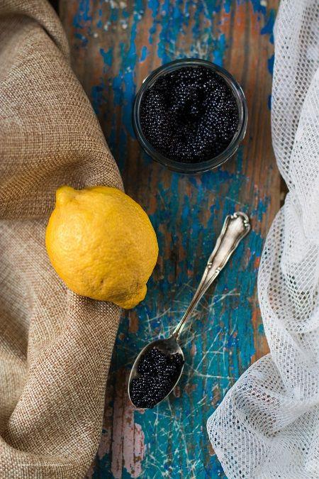 risotto limone uova