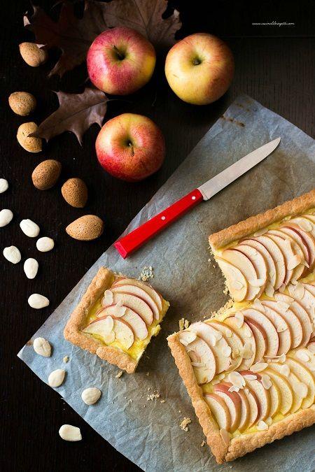 crostata morbida di mele