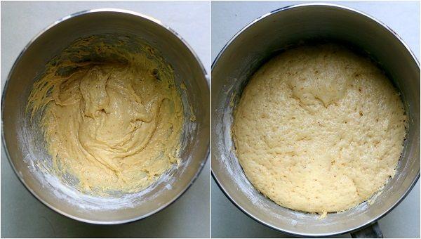 torta brioche sofficissima