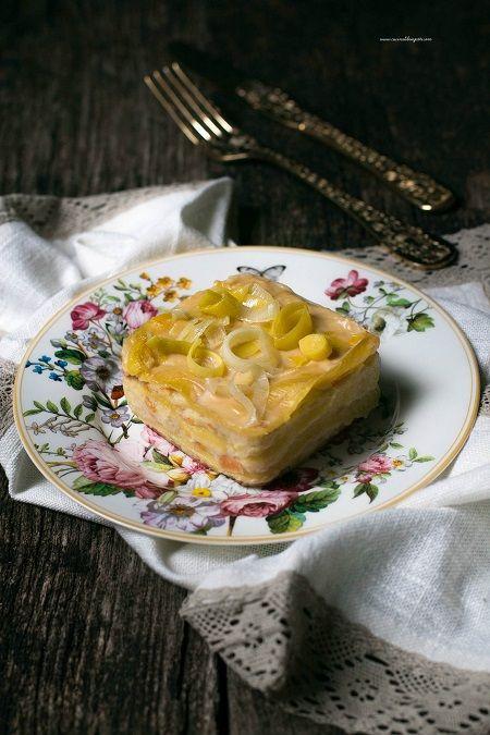 lasagne besciamella