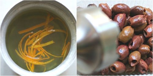 pasta al patè di olive