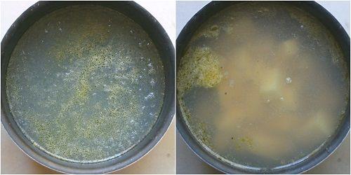 cottura zuppa