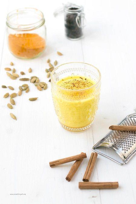 golden milk ricetta