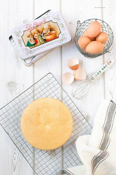 pan di spagna ricetta