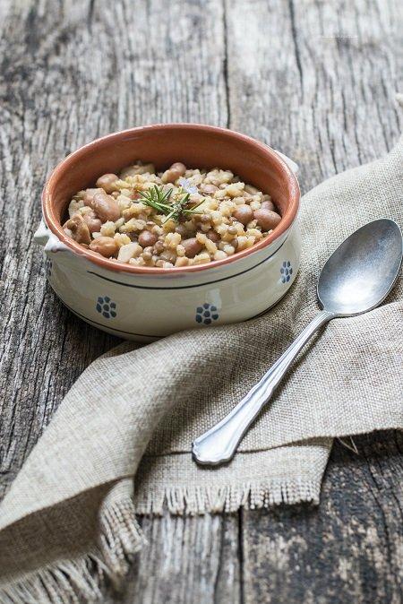 ricetta zuppa di orzo perlato